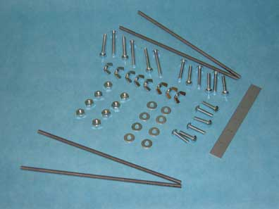 KINEMATIC PLATFORM, COMPLETE CLAMPING KIT