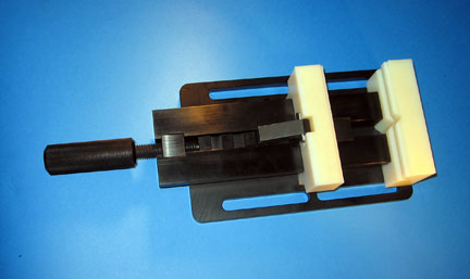 Bal tec cmm fixture building components