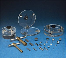 Kinematic Tooling Components