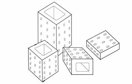 Bal-tec - CMM fixture building components