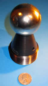 Shield Probe Calibration Sphere